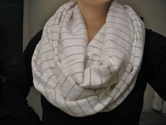 infinity scarf make it yourself!