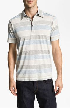 Jeremiah 'Mikal' Polo available at #Nordstrom