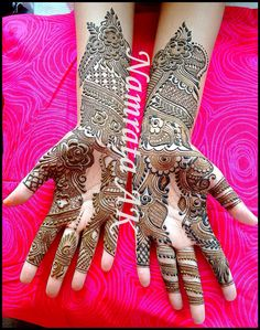 Modern Mehndi Designs, Wedding Mehndi Designs, Mehndi Design Pictures, Arabic Mehndi Designs, Mehndi Images, Mehndi Designs For Hands, Henna Designs, Mehndi Desighn, Hand Mehndi