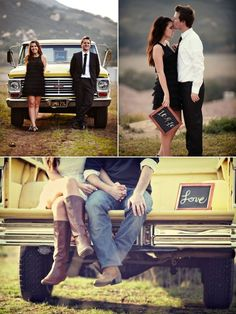 Engagement Session by Brightwood Photography
