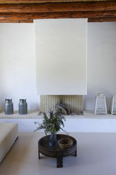 Onar Fireplace Greece | Remodelista