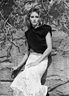 hauteinnocence:  Olivia Palermo forMiss Vogue Australia #12