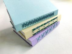 Decorative Bookbinding : 23 Steps (with Pictures) - Instructables Binding Covers, Book Binding, Stitching Leather, Hand Stitching, Sewing Leather, Leather Pieces, Handmade Books, Leather Journal, Cover Pages