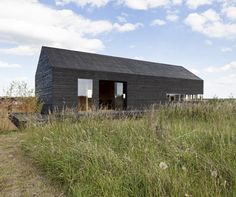 Stealth Barn by Carl Turner Architects - Dezeen