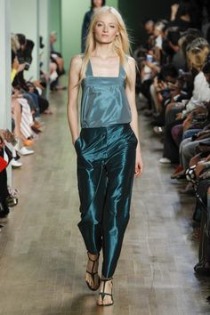 Shop Tibi on #AMAZE: http://on.amz.az/1IK8LkT #fashionweek #runway   Tibi Spring 2016 Ready-to-Wear Fashion Show