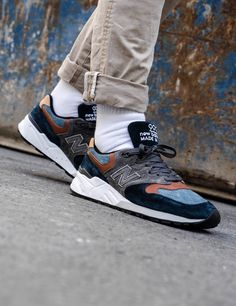 16e59cfc2ed0d 153 Best Sneakers: New Balance 999 images in 2019 | New balance ...