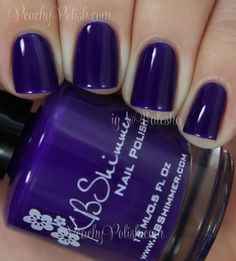 KBShimmer: Early Summer 2014 Collection Swatches and Review