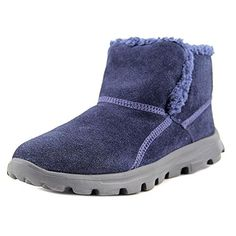 Skechers Performance Womens OnTheGo CHUGGA Imprint Bootie NAVY75 ** Be sure to check out this awesome product.