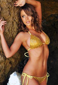 fb0bd5b011 Shimmery Nights Designer Swimsuit -Yellow Gold Sequin Bikini
