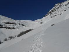 castro Valnera en invierno