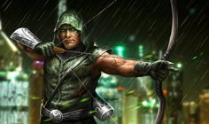Green Arrow, Joana Rita Gomes