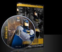 Batman Animated - 1° a 4° temporadas | LANÇAMENTOS | Animes Digital