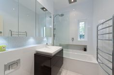 Award winning small bathroom