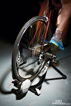 Turbo trainer workouts for all seasons