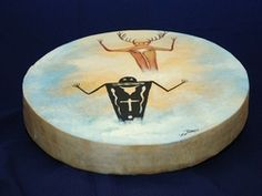 Native American Hand Drum  ~The Ancients~