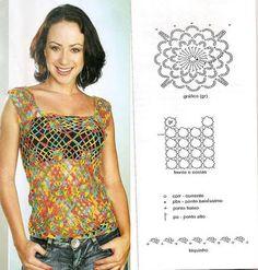 DE MIS MANOS TEJIDOS Y MAS...: Otros lindos modelos a crochet