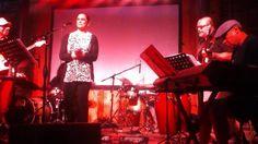 """Cecilia Toussaint - Jazz Foundation """"Sobre El Tejado Caliente"""""""