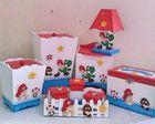 Kit Bebê Super Mario completo