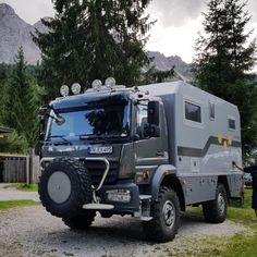 Diy Camper, Truck Camper, 4x4, Diesel, Adventure Campers, Off Road Camper, Heavy Truck, Expedition Vehicle, Land Rover Defender