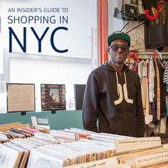 An insider's guide to shopping in New York!                                         New York is without a doubt one of the coolest cities in the world. It's famous for its cutting edge fashion as well as its top restaurants, and we've got the ultimate guide on some of the most popular spots in town - in addition to a few hidden gems. Here blogger and New York native Alex Baackes reveals her favourite places to eat and shop in the city.