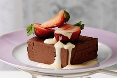 This traditional French chocolate dessert is loved by chocoholics the world over!