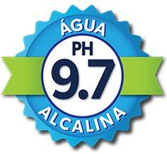 Purificadores de Água Alcalina, os melhores do mercado. CERTIFICADO PELO INMETRO