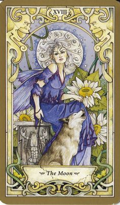 Mystic Faerie, 2007   I just received this deck the other day. I bought it used on a whim. Published in 2007, art by Lynda Ravenscroft, bo...