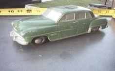 1951 Dodge Coronet 4 Door Sedan Banthrico