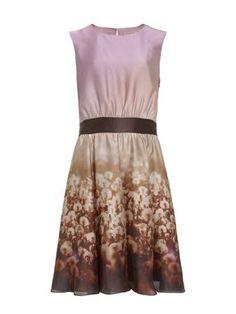 Ted Baker Xril dress Cream - House of Fraser