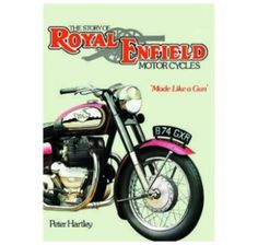 The Story Of RE - Peter Hartley  Written in 1980, Peter Hartley's work focuses on the technical innovations of the Redditch company, dedicated to this veteran and vintage era, including information on many V-twin, 2-stroke and racing machines.
