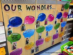 B's First Grade: Genius Hour / Wonder Bubbles Reggio Classroom, First Grade Classroom, Classroom Themes, Teaching First Grade, First Grade Teachers, Inquiry Based Learning, Project Based Learning, Genious Hour, See Think Wonder