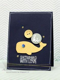 Studio Calico COPPER MOUNTAIN card kit - Les cartes en Scrap d'Helene