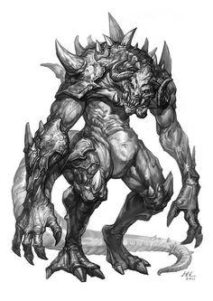 H.L monster NO.5