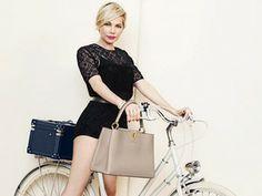 Michelle Williams Campagne pub Vuitton 2014