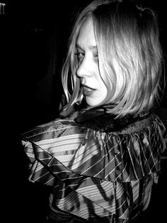 Chloe Sevigny - love her style and her talent: great actress