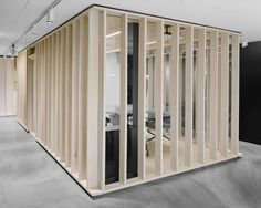 Bergen International Festival Office By Eriksen Skajaa Architects Law Office Design, Office Interior Design, Office Interiors, Bergen, Architecture Office, Contemporary Architecture, Scandinavian Architecture, Commercial Design, Commercial Interiors