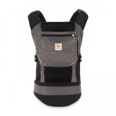 A baby carrier that is best for an active lifestyle but really can be used for any baby wearing needs.