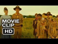 Moonrise Kingdom Clip - Deputizing The Little Guy (2012) Wes Anderson Movie HD