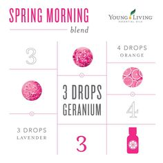 spring morning blend