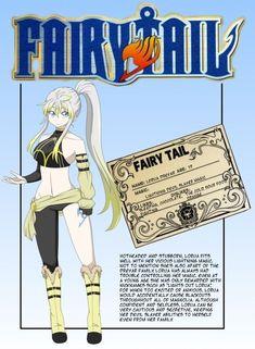[Guild Card] Lorua Dreyar by libertyligma on DeviantArt Fairy Tail Names, Fairy Tail Books, Fairy Tail Kids, Fairy Tail Photos, Fairy Tail Funny, Fairy Tail Couples, Fairy Tales, Manga Anime, Oc Manga