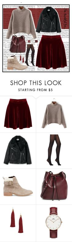 """""""I'm Thankful For..."""" by eboony800 ❤ liked on Polyvore featuring Wolford, Sole Society, Lodis, Forever 21, Daniel Wellington and materialmix"""