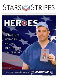 Stars and Stripes: Heroes 2006