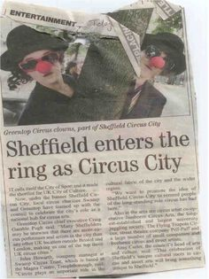Sheffield - Circus City