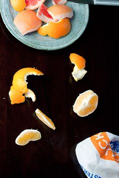 What to do with citrus peels.. As I mentioned last week, I've been building up quite a supply of grapefruit peels of late. Though I will buy lemons and limes throughout the year, for use in jams & preserves, savory dishes an...