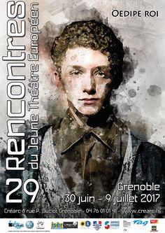 29èmes Rencontres du Jeune Théâtre Européen