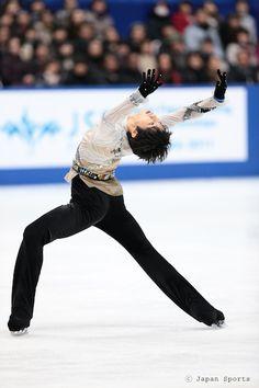 Yuzuru HANYU 羽生結弦  Japan Sports