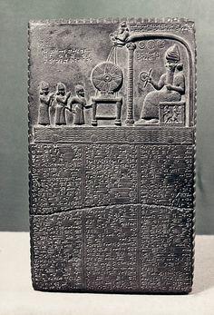 sumerian civilization | Sumerians and the Anunnaki Cuneiform Granger « UFO-Contact News