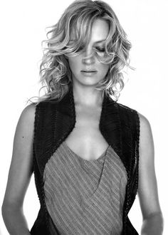 Uma Thurman.  She is such a BAD A$$!