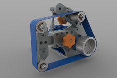2x36 belt grinder work in progress ....