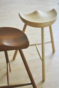 coconordic 丹麦设计原木吧椅,矮凳,儿童椅-淘宝网